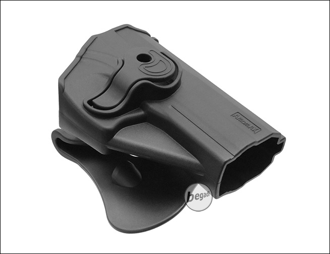 schwarz AM-DLP Beinplattform AMOMAX Hartschalen Dropleg