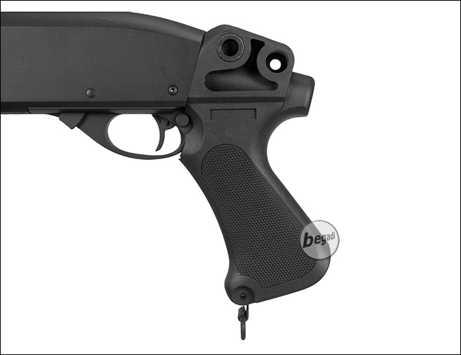 Ak Sxr Short Sawed Off Shotgun Schwarz Frei Ab 18 J