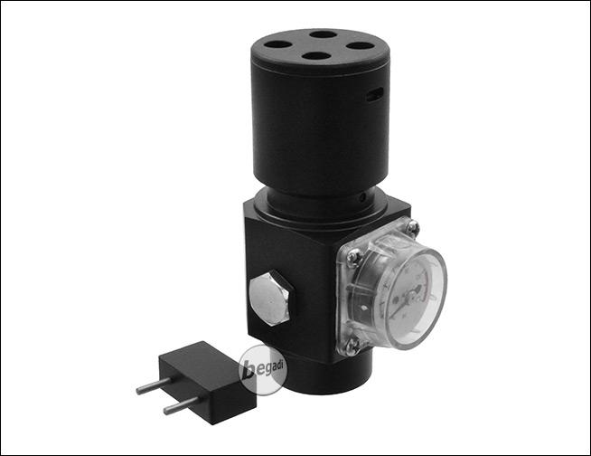 Balystik HPA HPR 800C V3 Regulator