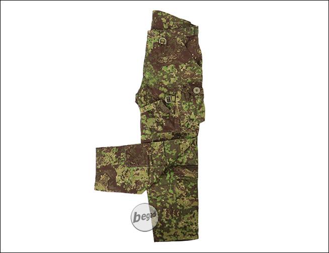 BE-X Frontier One Einsatzfeldhemd f/ür Plattentr/äger Combat Shirt PenCott Greenzone