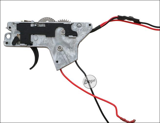 ics m4 cxp x mmr carbine s aeg schwarz frei ab 18 j. Black Bedroom Furniture Sets. Home Design Ideas