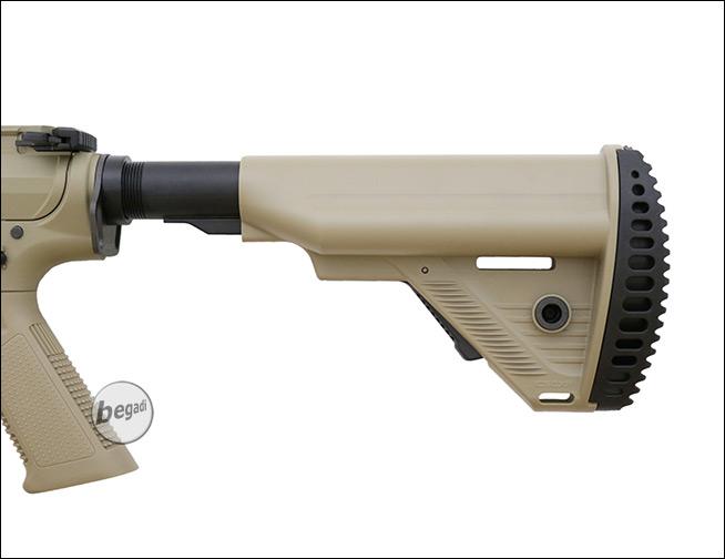 ics m4 cxp x mmr carbine s aeg tan frei ab 18 j imt. Black Bedroom Furniture Sets. Home Design Ideas