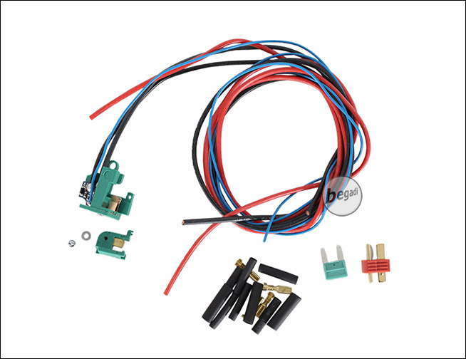 JeffTron Basic Internal Mosfet V2 - with wiring
