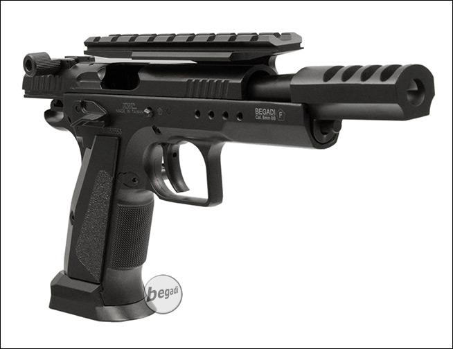 kwc modell 75 competition co2 gbb version frei ab 18 j pistolen co2 frei ab 18 j. Black Bedroom Furniture Sets. Home Design Ideas