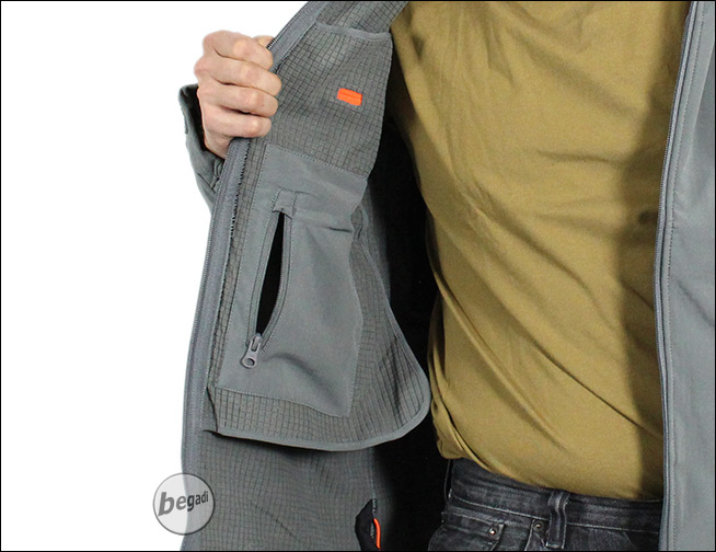 9cd46d39e0fb1a Pentagon Softshell Jacket