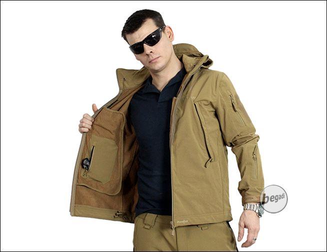 3281b55cc1e7cf Pentagon Softshell Jacket