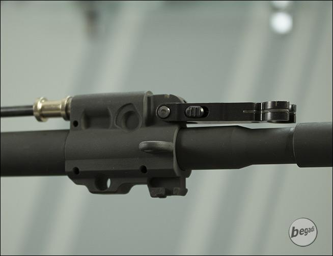 Z Parts VFC HK416 Front Folding Sight Tower Set [VFC-HK416-006]