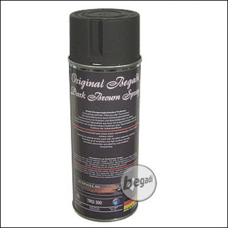 Original Begadi Dark Brown Spray 400ml