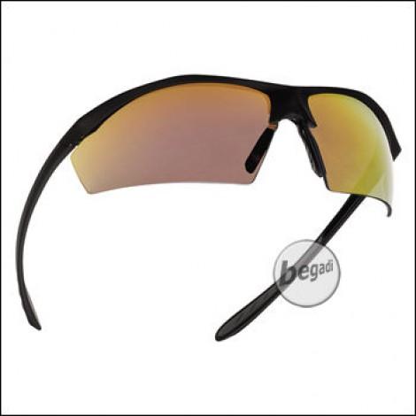 Bollé Schutzbrille Sentinel, red flash [SENTIFLASH]