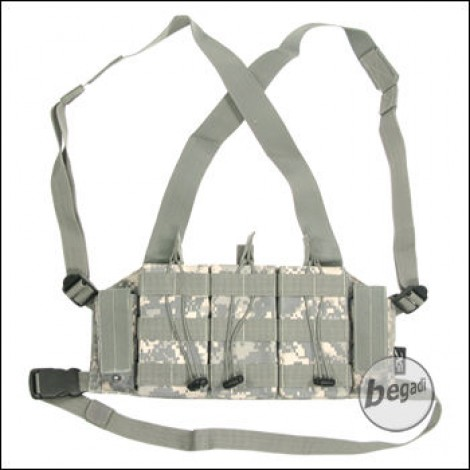 "BE-X Mikro Chest Rig ""M4 Edition"" - UCP (ACU)"