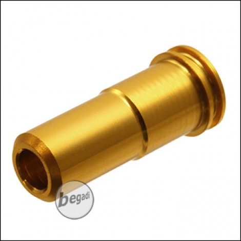 TFC CNC Aluminium M4/M16 Air Seal Nozzle (gold)