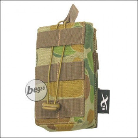 BE-X Open Mag Pouch, single, für G36 - auscam
