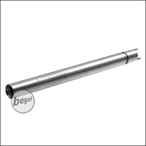 Begadi Stainless Steel GBB Tuninglauf 6.02 -106mm- (fr. ab 18 J)