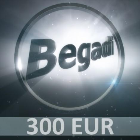 Gutschein 300 EUR