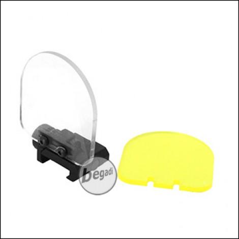 TFC FlipUp Lens Protector / Linsenschutz Set