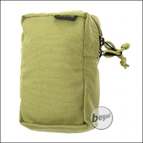 BE-X Mag Sized Utility Pouch - Coyote Tan / MJK