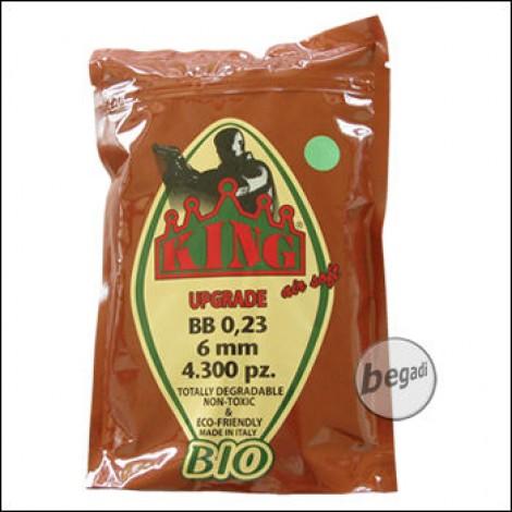 4.300 SUPER KING AIRSOFT BIO BBs 6mm 0,23g olive