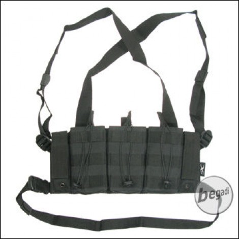 "BE-X Mikro Chest Rig ""G36 Edition"" - schwarz"