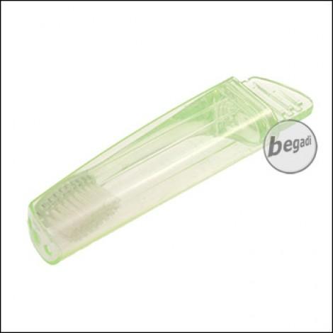 Fibega Zerlegbare Zahnbürste, grün