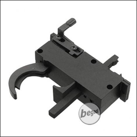 WELL Komplette Metall Trigger Unit für L96, MB01, MB05, MB08 etc