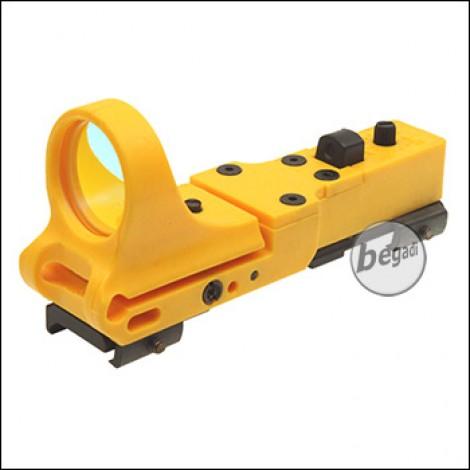 Tactical Fast-Aim Reddot - gelb
