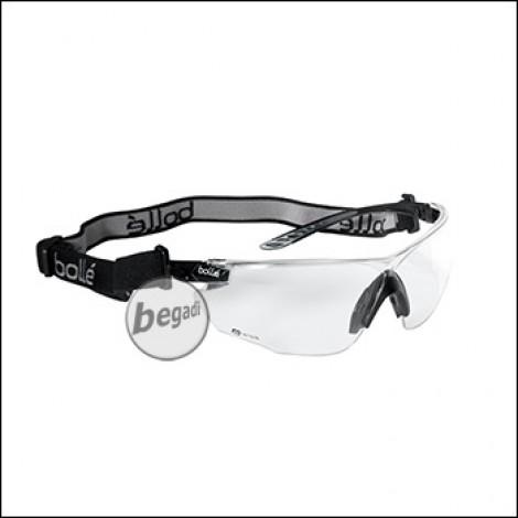 Bollé Schutzbrille Combat Kit, schwarz [COMBKITN]