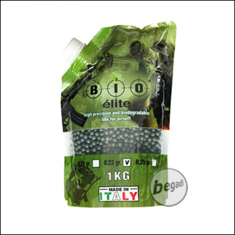 4.300 BIO ELITE High Precision BIO BBs 6mm 0,23g -olive-