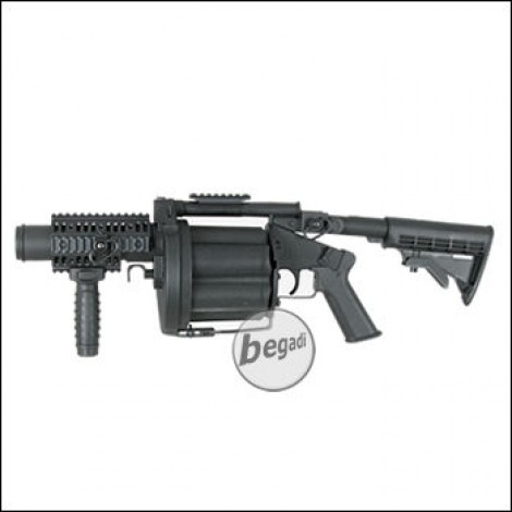 ICS MGL / GLM Grenade Launcher, regular (frei ab 18 J.) [ICS-192]