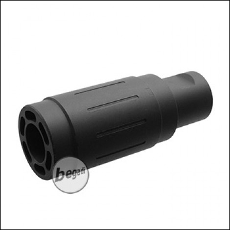 5KU Linear Compensator / Flashhider, schwarz [5KU-95]