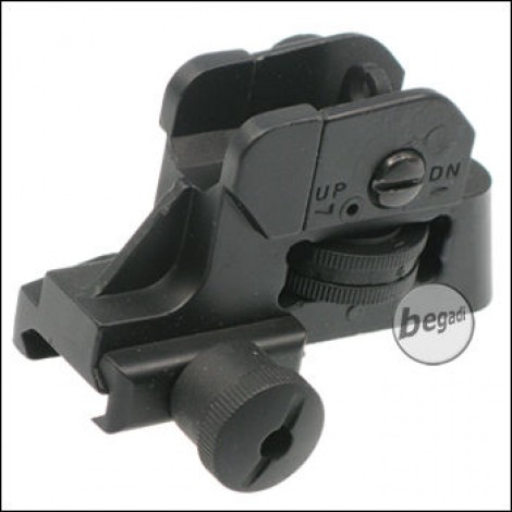 BEGADI M4 Rear Sight