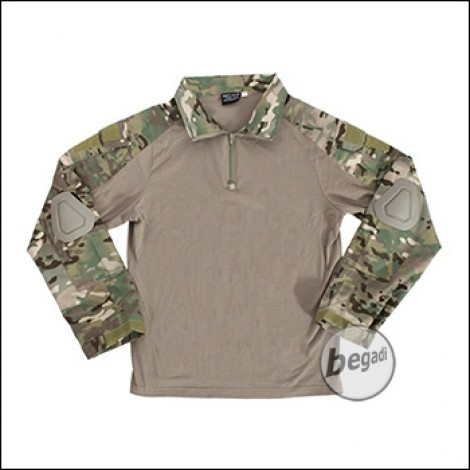 BEGADI Basics Combat Shirt, multiterrain