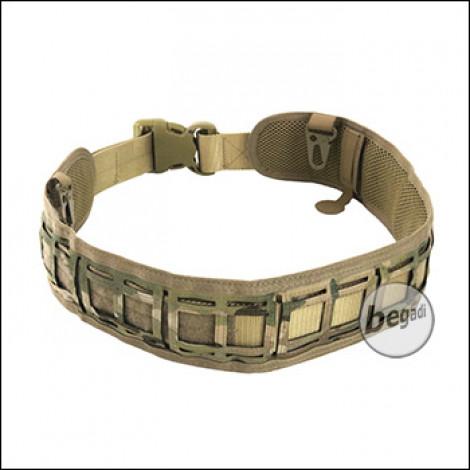 BEGADI Basic Battle Belt, Lasercut, 80cm - 100cm, multiterrain
