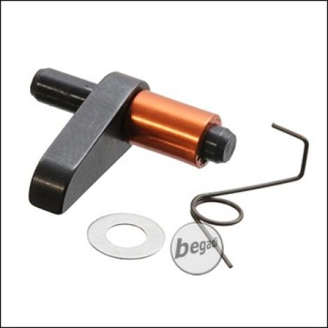Lonex Reinforced Anti Reversal Latch für V7 Gearbox (orange)
