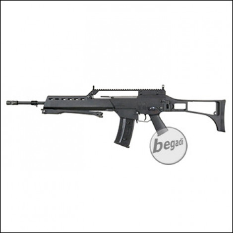 S&T ST316 IDZ S-AEG mit Begadi CORE EFCS / Mosfet (frei ab 18 J.)