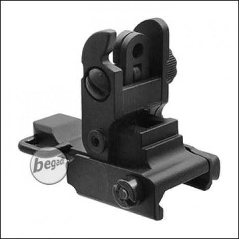 Begadi Tactical M4 FlipUp Rear Sight