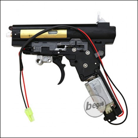CYMA V3 G36 Metall Gearbox mit Motor [semi only] (frei ab 18 J.)