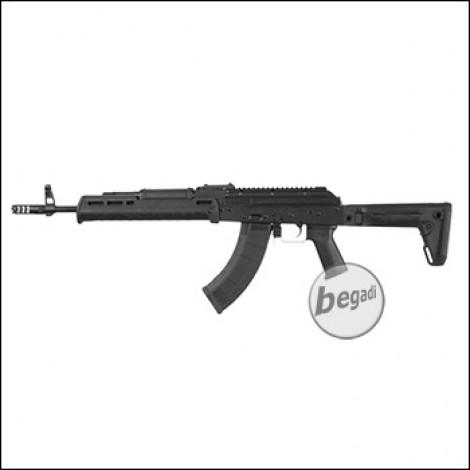 "Begadi AK M Sport ""Gen.2"" S-AEG mit Polymer Full Stock (frei ab 18 J.)"