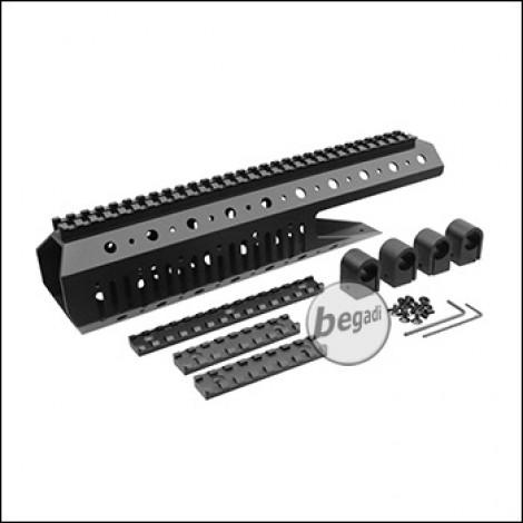 Begadi M14 Aluminium Rail Handguard System