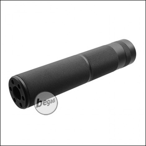 Begadi Metall Silencer, medium -155mm-
