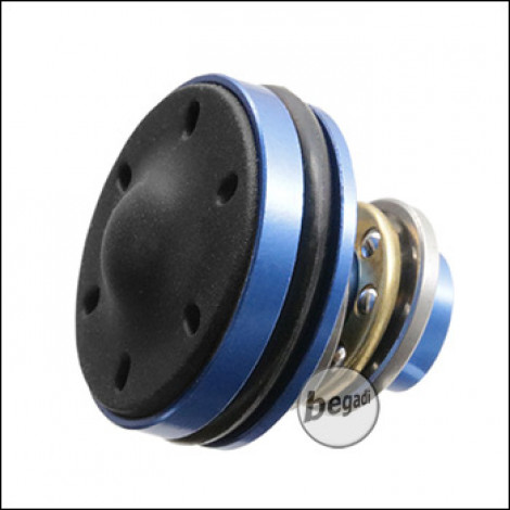 Begadi Silent Pistonhead aus Metall -schwarz/blau-
