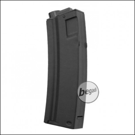 Begadi SMG MOD5 & M41/05 Sport Metall Lowcap Magazin, kurze Ausführung (60 BBs)