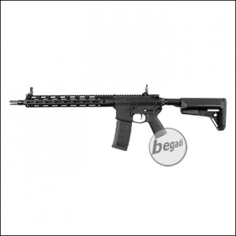 "Begadi Sport M4 ""NOVA"" Carbine S-AEG mit Begadi CORE EFCS / Mosfet -lang- (frei ab 18 J.)"