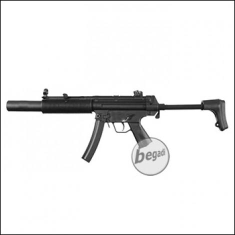 """Begadi Sport SMG """"Mod 5 SD6"""" S-AEG mit Begadi CORE EFCS / Mosfet (frei ab 18 J.)"""