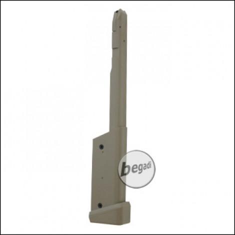 Cyma G18 / P226 / CM.030 AEP HighCap Magazin (80 BBs) -TAN-