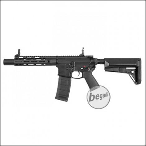 """Begadi Sport M4 """"NOVA"""" Compact SD S-AEG mit Begadi CORE EFCS / Mosfet (frei ab 18 J.)"""
