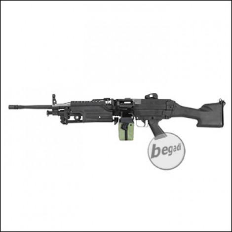 A&K M249 MK2 Upgrade LMG AEG, Nylon Version < 0,5 J.