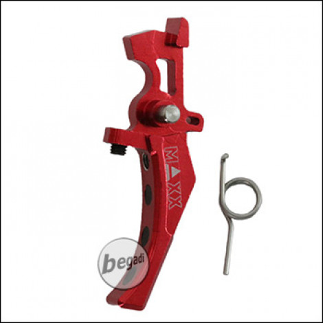 "Maxx Model Advanced CNC Speed Trigger -Gen.2- ""Style D"" -rot-"