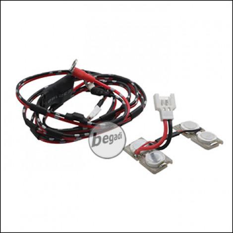 Maxx Model Dual LED Tracer Board V2 (Gen.2) für EFCS / Mosfets mit Aktiv Bremse