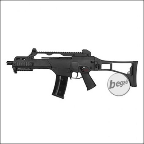 Army Armament R60 GBB Version -schwarz- (frei ab 18 J.)