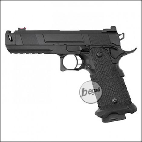 Army Armament R501 HiCapa GBB -schwarz- (frei ab 18 J.)